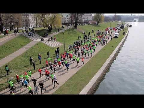 Półmaraton Marzanny w Krakowie
