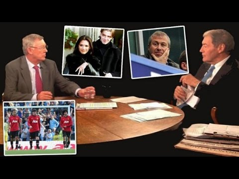 The Full Sir Alex Ferguson Interview With Charlie Rose - Talks Retirement, Wayne Rooney, Chelsea Job