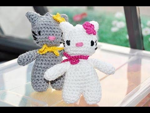 How To Crochet Hello Lucy Hello Lomo Part 1 Amigurumi Youtube