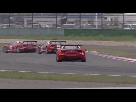 [EPM] Ferrari Challenge Asia Pacific Race 1 Shanghai 23 May 2015 Chinese Version only
