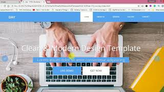 Template Integration ASP.Net MVC