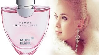 Femme Individuelle By Mont Blanc for women || Fragrance Review || Perfume Review