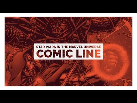 Crossing Over Star Wars and Marvel Comics