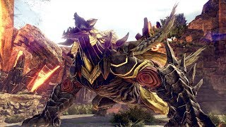 RAID BOSS DOMINATION (1 SECOND LEFT CLEAR) | God Eater 3 Demo
