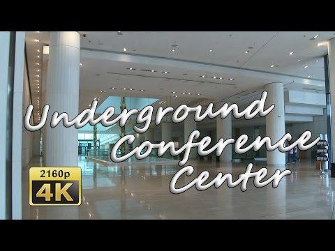 Underground Conference Centre Megaron Athens - Greece 4K Travel Channel