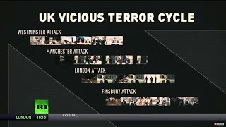 Westminster targeted by terrorists for 3rd time in 18 months