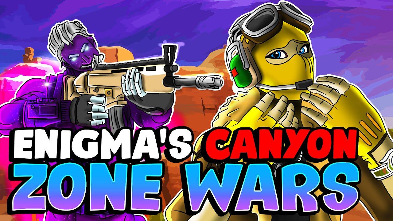Enigma's Canyon Zone Wars (1 0)