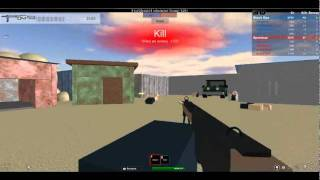 Roblox Black Ops by FireGhost44-the HK21 SOH and LW