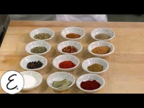 Essential Emeril: 12 Essential Spices