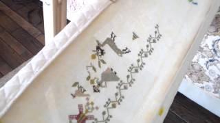 ~ 29 Вышивка Крестом: Чехлы для рамы ... И мои текущие процессы ...(Чехлы для рамы ... И мои текущие процессы ... О чем это я... Рама для пялец - Tambour Needlework Hoop Frame., 2016-03-07T18:40:04.000Z)