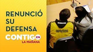 Felipe Rojas se quedó sin defensa en caso de Fernanda Maciel - Contigo en La Mañana