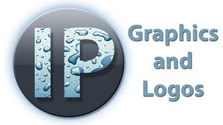 Photoshop Elements 11 & 10 Logos with Graphics 2 Photoshop Elements Tutorial