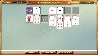 Golden Dozen Solitaire (Windows game 2006)
