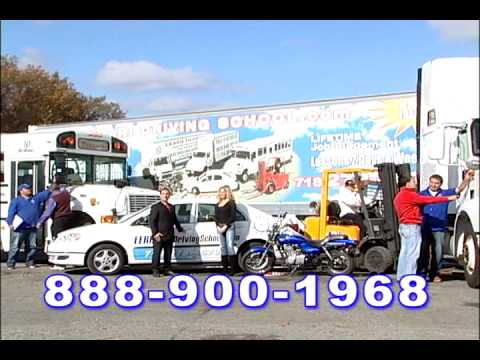 Ferrari Driving School Car Bus Motorcycle Truck Tractor Trailer