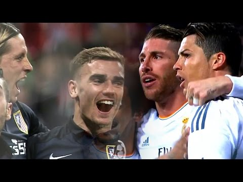 Real Madrid vs Atletico Madrid - Final Uefa Champions League Highlights 1-1  28.5.2016