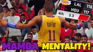 NBA 2K20 Mobile My Career Ep 41 - Kobe Unlocked! Clutch Dagger!!