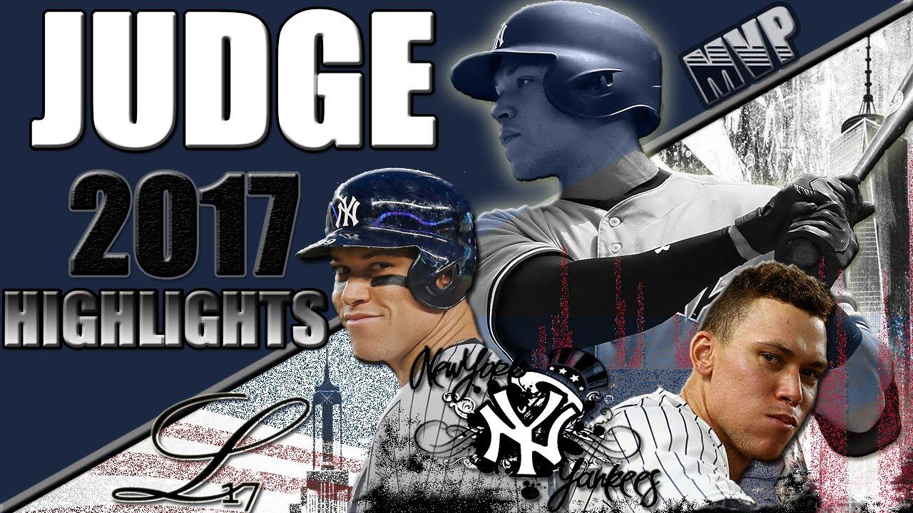 aaron judge 2017 rookie