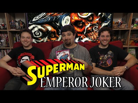 SUPERMAN: EMPEROR JOKER | Back Issues