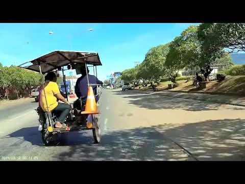 Cycling Pakse to Tad Lo, Laos