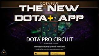 The Dota Pro Circuit On Your Phone: Introducing Valve's New Dota 2 App
