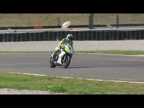 Luca Secchi #73 - Dunlop Cup - 2010