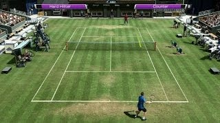 Virtua Tennis 4 - PC Gameplay on GTX 660 OC