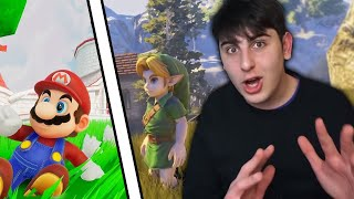 Warum Nintendo Spiele niemals SO aussehen werden.