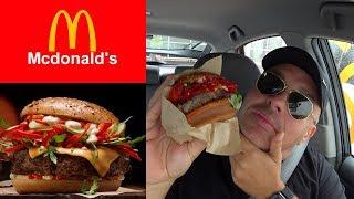 McDonald's Red Hot Chiki Burger - taki jak z food trucka?