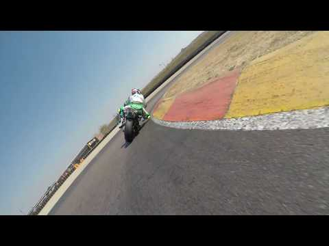 Zwartkops race day/crashes