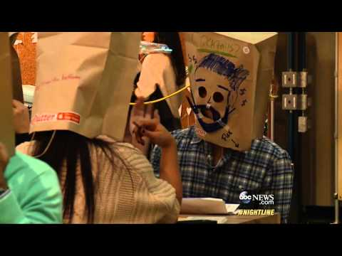 It's Speed Dating, But With a Paper Bag Over Your Head from YouTube · Duration:  2 minutes 29 seconds