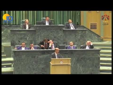 كلمة النائب مرزوق الدعجة جلسة مناقشة البيان الوزاري لحكومة د عمر الرزاز  - نشر قبل 5 ساعة