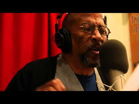 Studio 360: Reg E. Cathey Reads The Charles Mingus CATalog for Toilet Training Your Cat