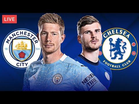 MAN CITY vs CHELSEA - LIVE STREAMING - Champions League - Football Match