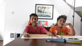 Cave Drawing | Ancient History | Kid2Kid Tutorials