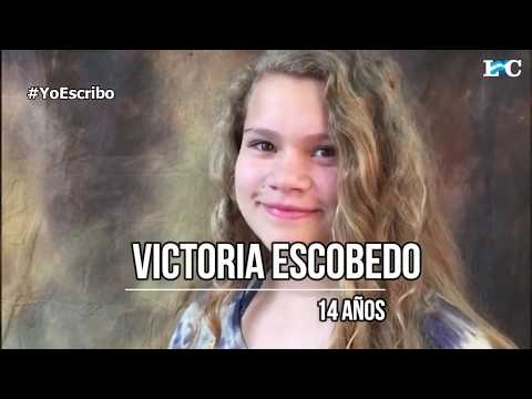 Victoria, la chica que escribe cuentos y poemas para liberarse
