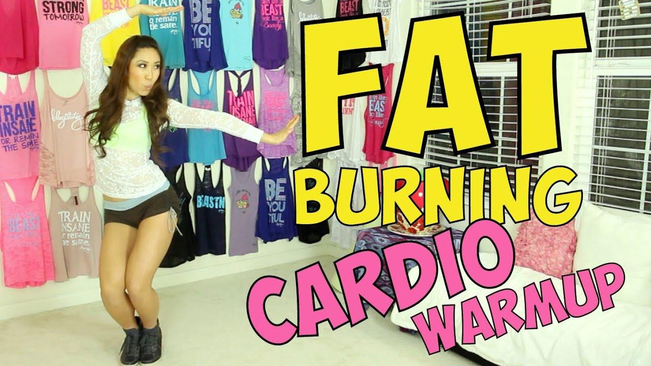 Fat Burning Cardio Warmup | POP Cardio