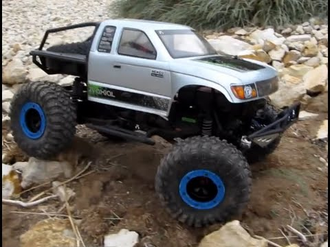 Axial Honcho With 2 2 Ripsaws WITHOUT Cutting Body/Bumper