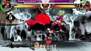 MAXOUT 8-1-15 Skullgirls Tournament
