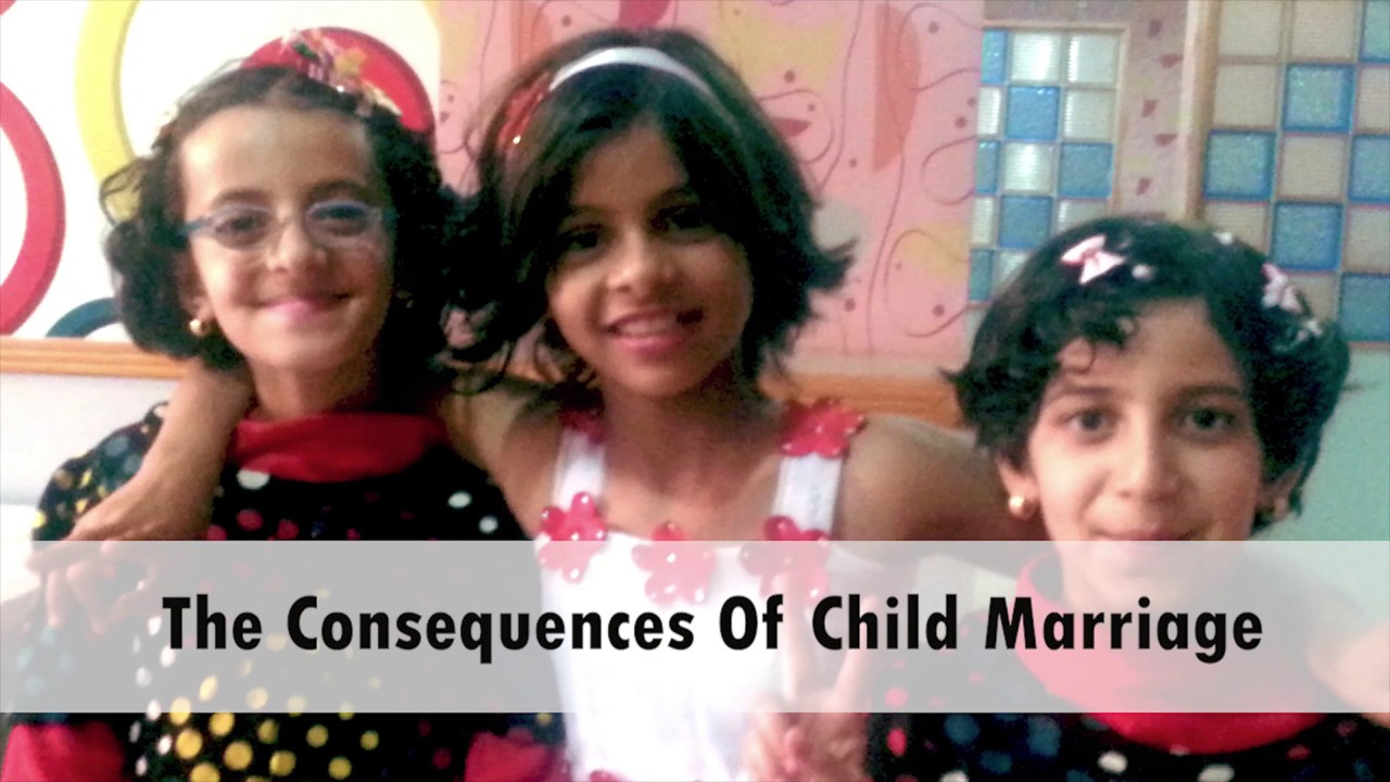 Just a reminder > WHAT ARE THE CONSEQUENCES OF CHILD MARRIAGE? NADA AL-AHDAL
