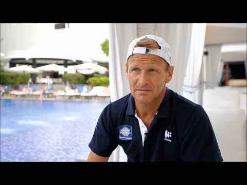 Teddy Sheringham interview with Masters Football