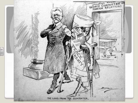 Video 7:  the Treaty of Versallies