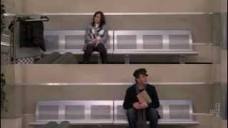 Marshall meets Lily at the airport - How I Met Your Mother.avi .avi