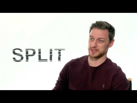 Split Interview - James McAvoy