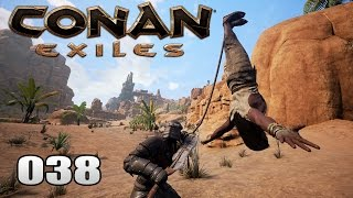 CONAN EXILES [038] [Der verlorene Sohn] Gameplay Deutsch German thumbnail