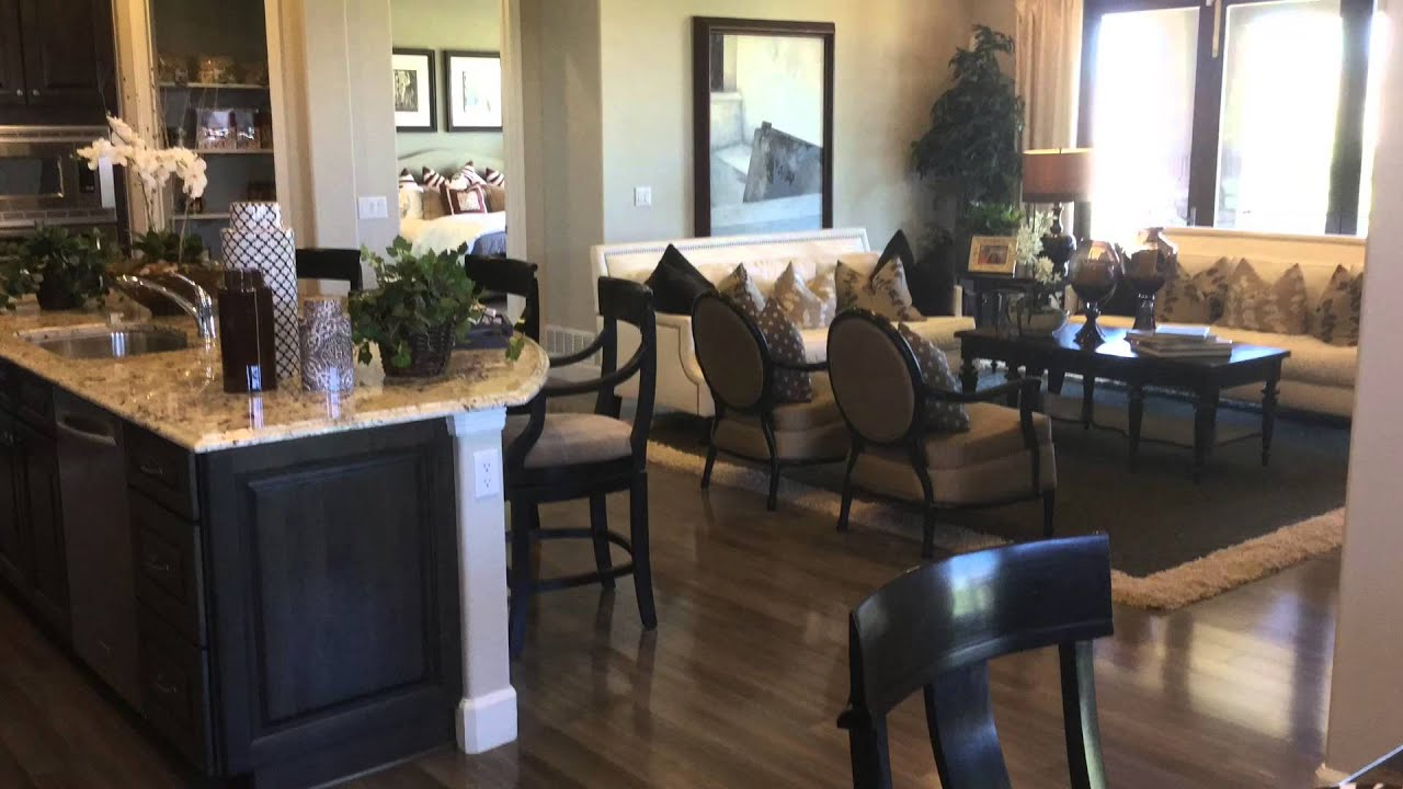 Alize Model At Back Country By Shea Homes In Highlands Ranch .