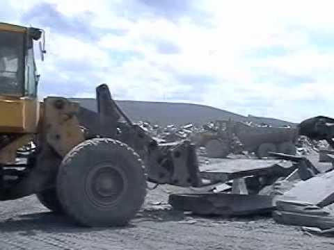 Camion cantera de pizarra slate quarrie 39 s truck camion - Cantera de pizarra ...