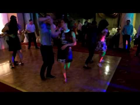 Niko & Viki Salsa Dance at speed @ Stara Zagora 2017