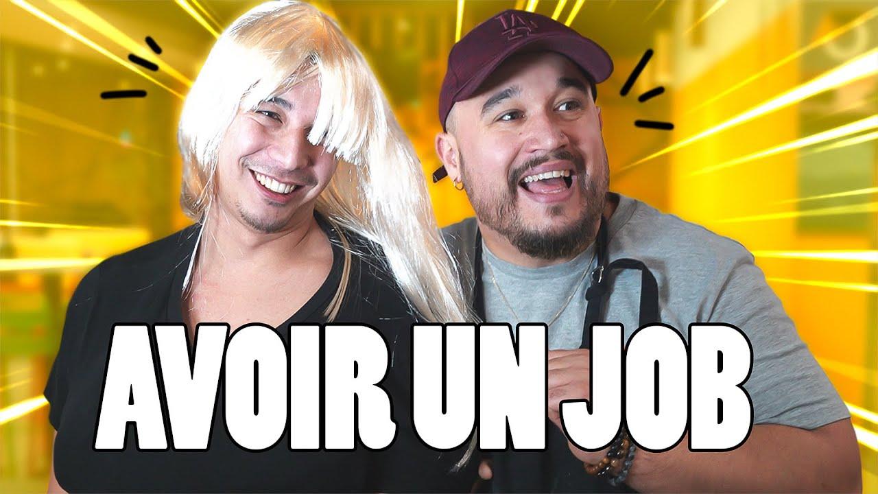 AVOIR UN JOB – FLORIAN NGUYEN (Feat. RENAUD EST DIFFERENT)