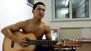 Красивая песня под гитарой 15 летний пацан