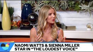 """Annabelle Wallis Empathizes With Her Character On """"The Loudest Voice"""""""